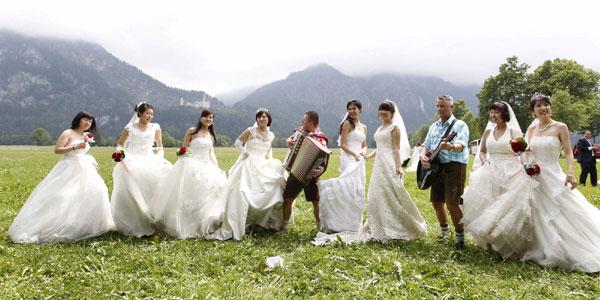 هزینه مهاجرت به آلمان از طریق ازدواج