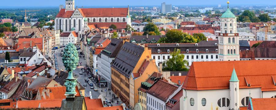 شهر آگسزبورگ