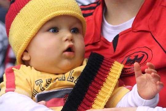 مهاجرت به آلمان از طریق تولد