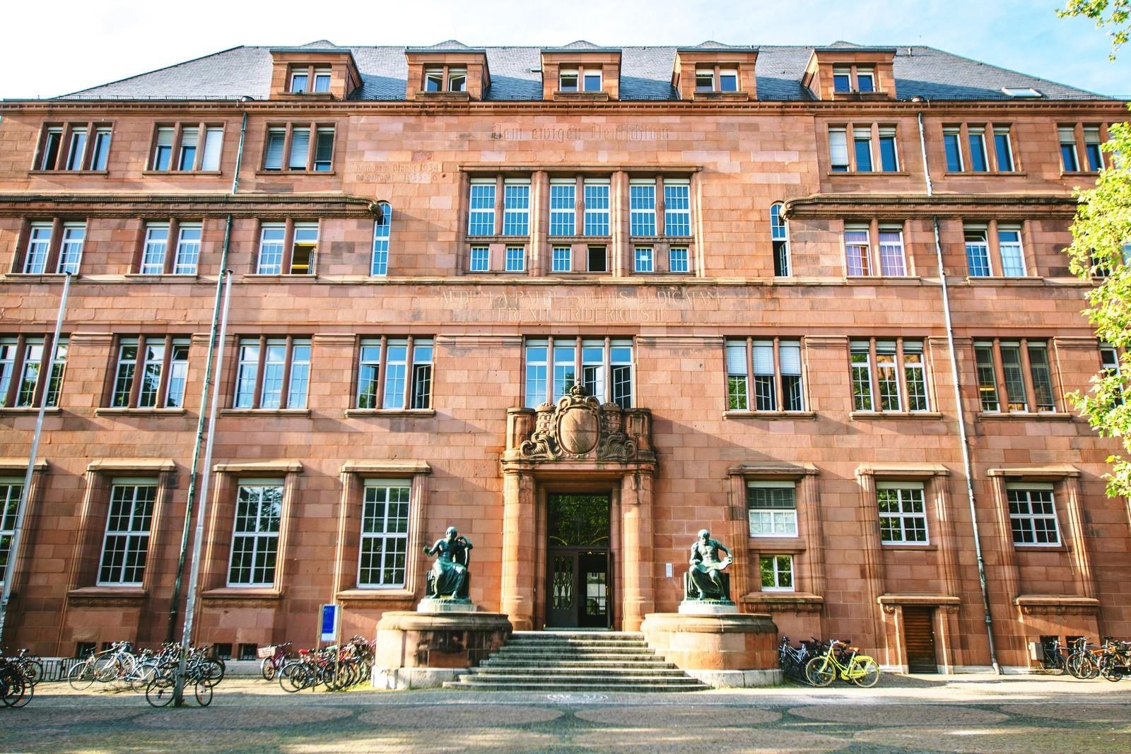 دانشگاه فرایبورگ آلمان